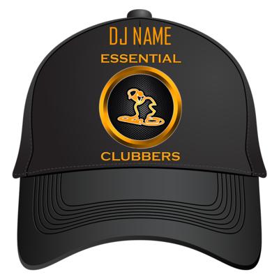 Essential clubbers peaked cap