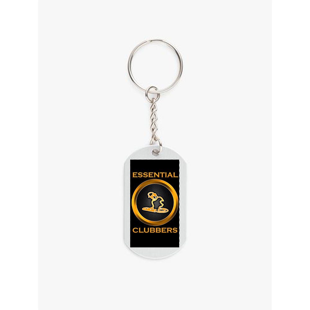 ESSENTIAL CLUBBERS KEYRING