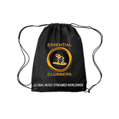 ESSENTIAL CLUBBERS DRAWSTRING BAG