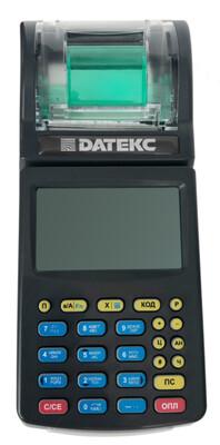 Касовий апарат Datecs MP-01 Ethernet + GPRS