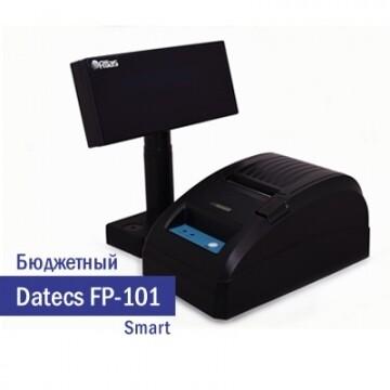 Фіскальний реєстратор Datecs FP-101 Smart  (без індикатора)
