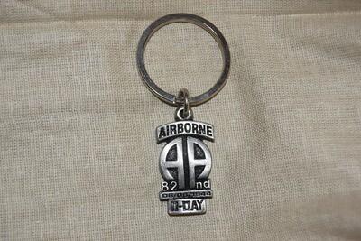 Porte clé 82nd Airborne Division D-DAY 6 Juin 1944