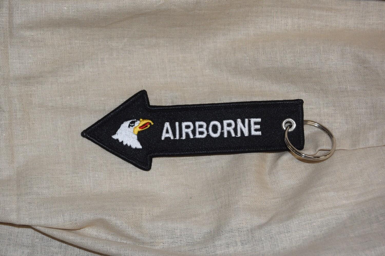 Porte clé Normandie D-day 101st AIRBORNE DIVISION