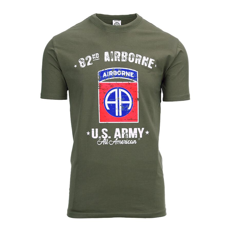Tee-shirt 82nd Airborne de l'Armée Américaine