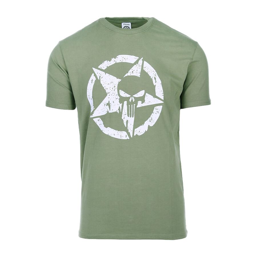 Tee Shirt Allied Star Punisher