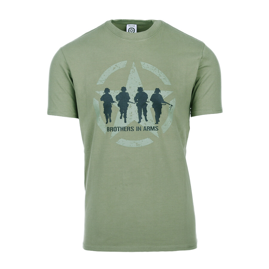 Tee-shirt Frères d'armes BROTHERS IN ARMS