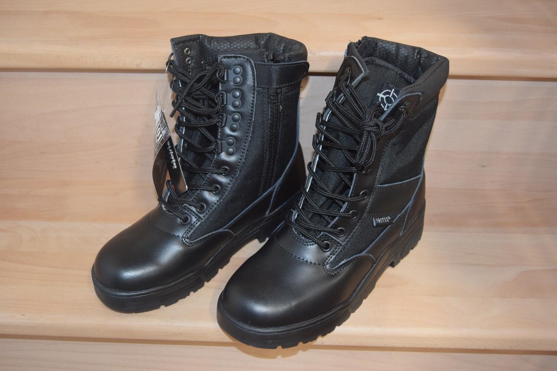 Chaussures de Sniper avec zipp YKK