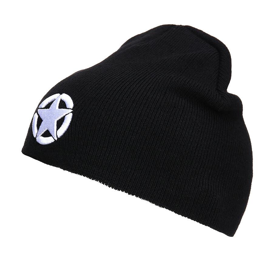 Bonnet noir étoile Jeep
