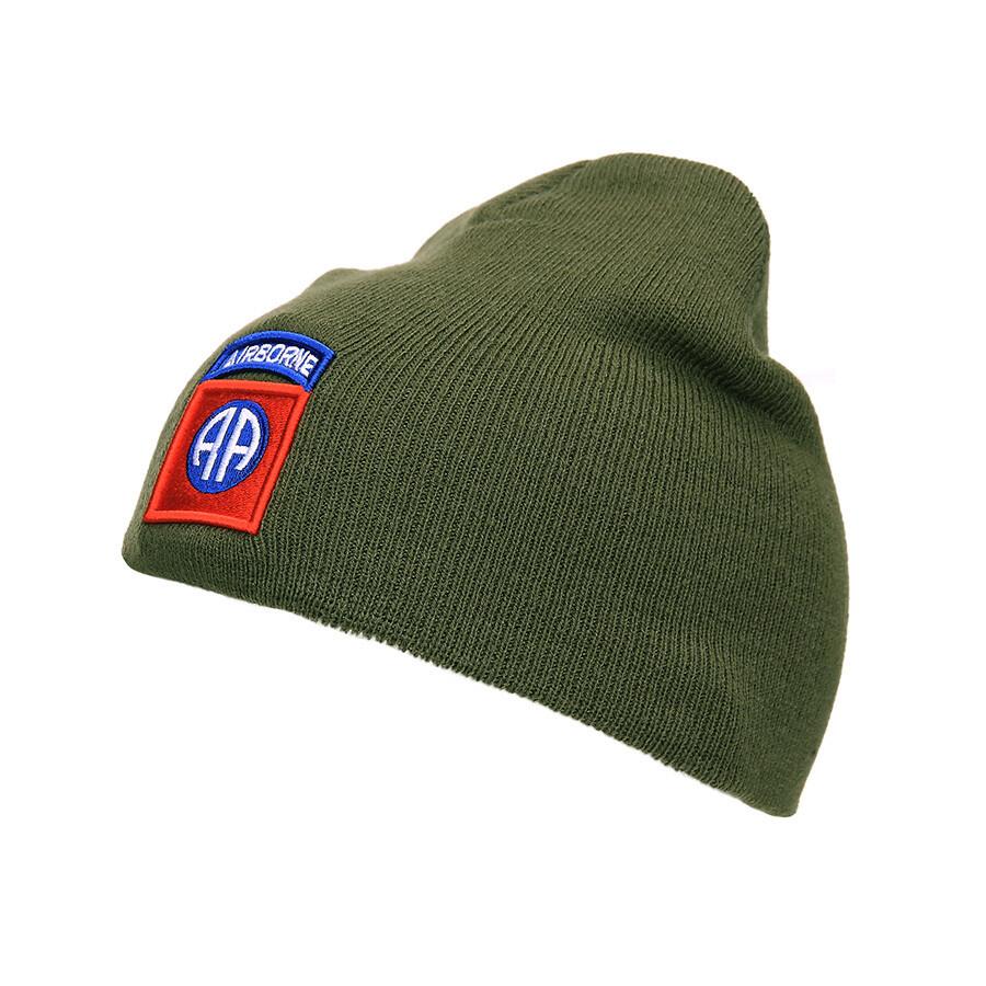 Bonnet kaki 82nd Airborne Division All-American
