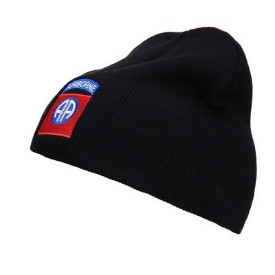 Bonnet noir 82nd Airborne Division All-American