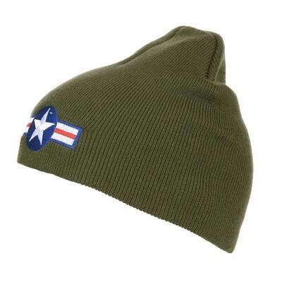Bonnet kaki USAF US AIR FORCE WW2