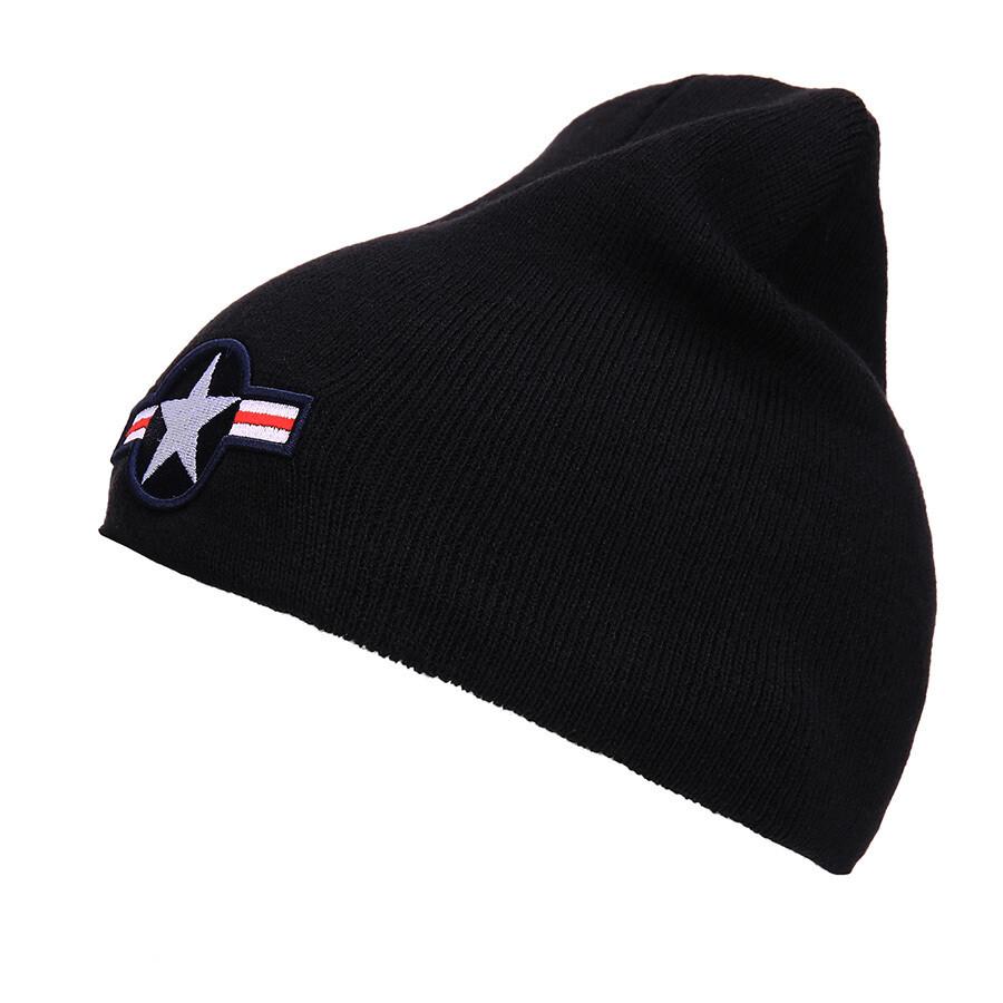 Bonnet noir USAF US AIR FORCE WW2