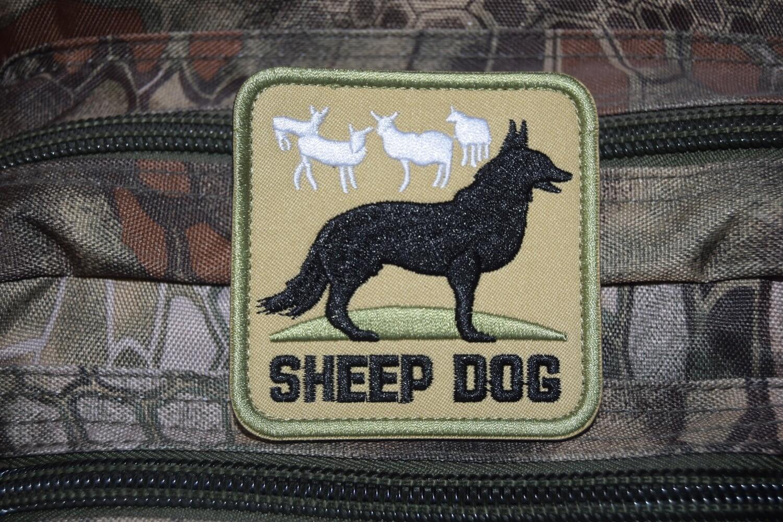 Patch SHEEP DOG sheepdog chien de berger