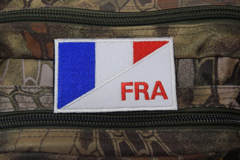 Patch FRANCE drapeau Français