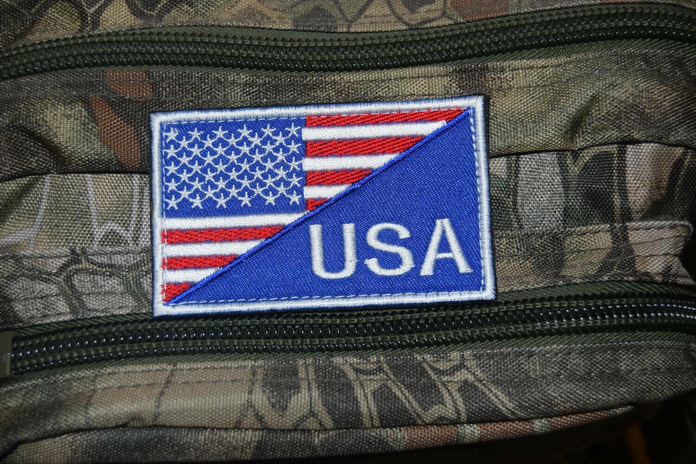 Patch USA drapeau Américain