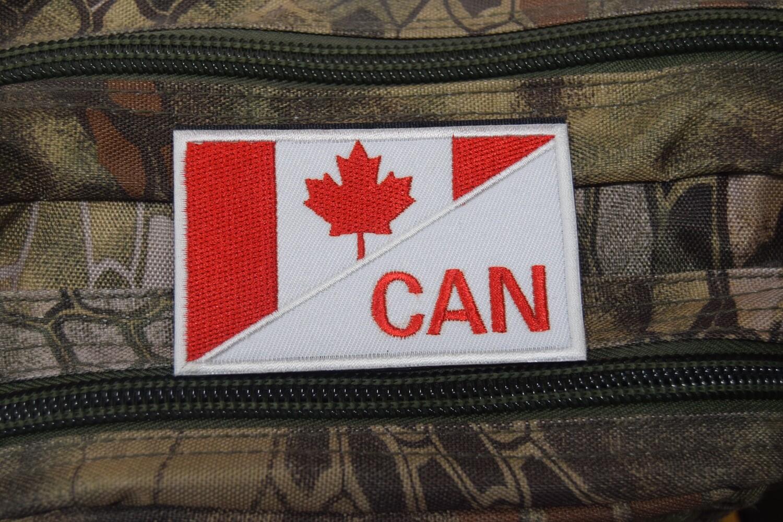 Patch CANADA drapeau Canadien