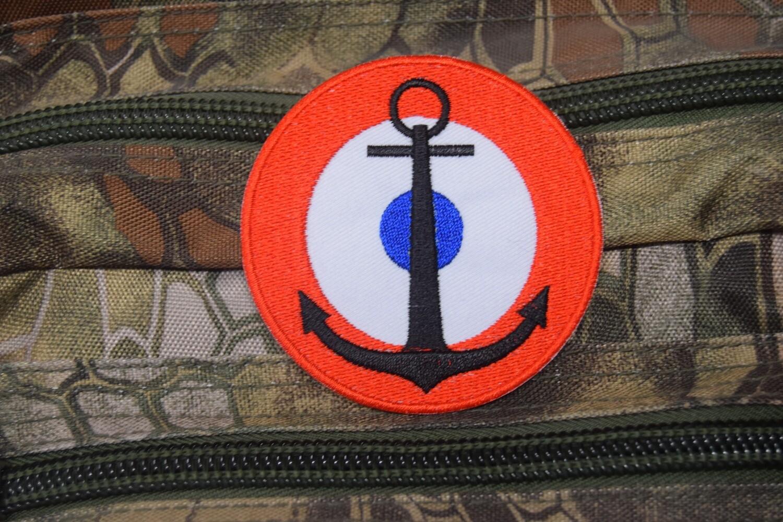 Patch Force maritime de l'aéronautique navale Marine Française