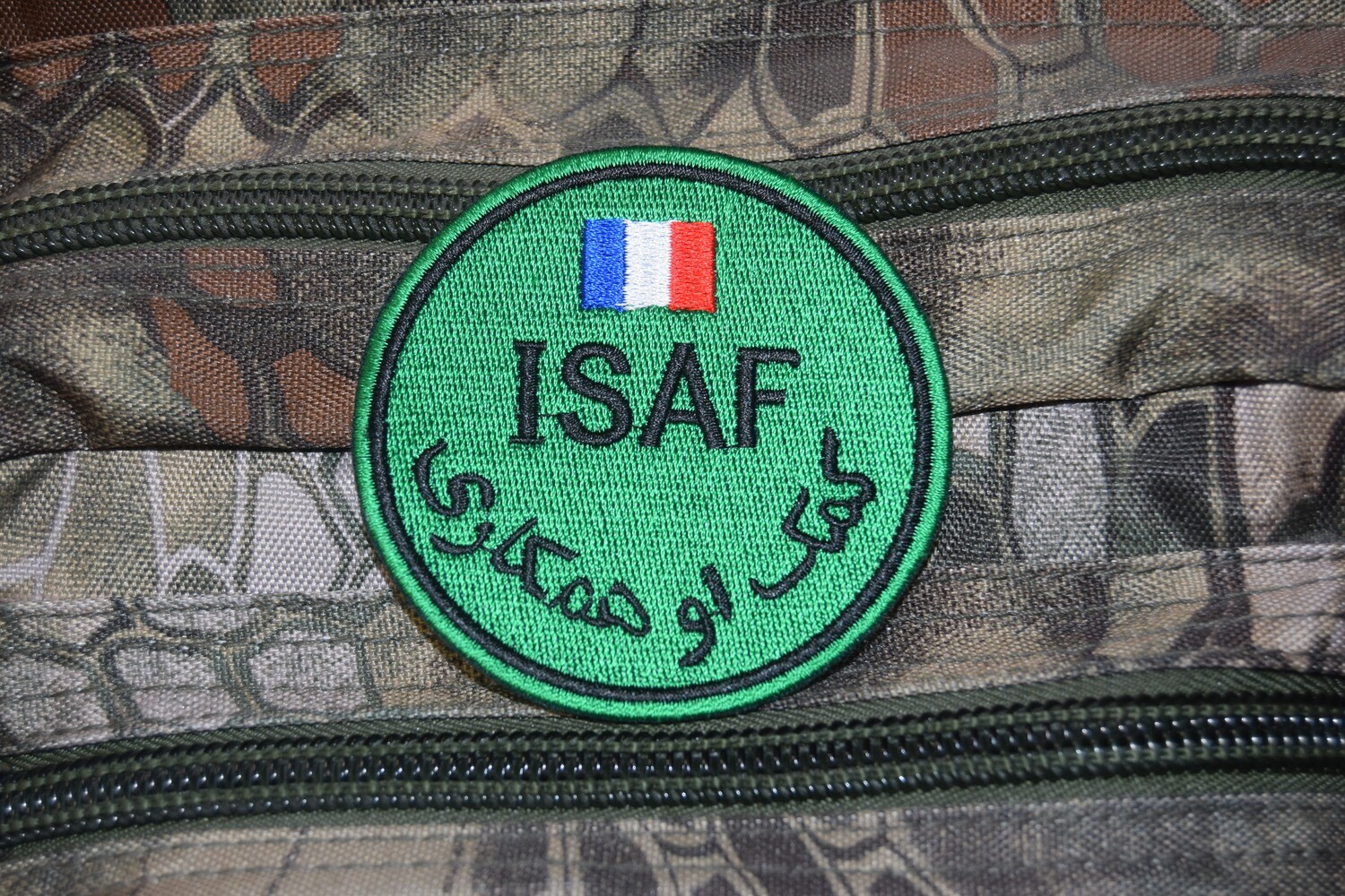 Patch International Security Assistance Force ISAF