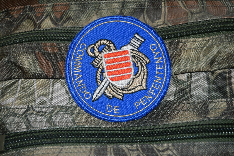 Patch Commando de Penfentenyo Marine Nationale Française
