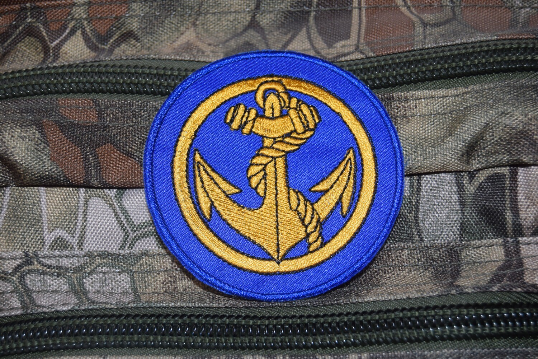 Patch Troupe de Marine TDM