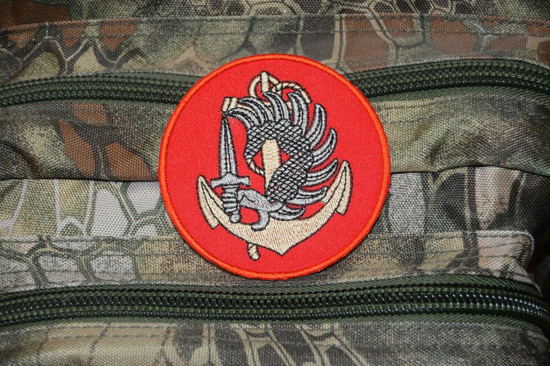 Patch Parachutistes Troupes de Marine TDM PARA