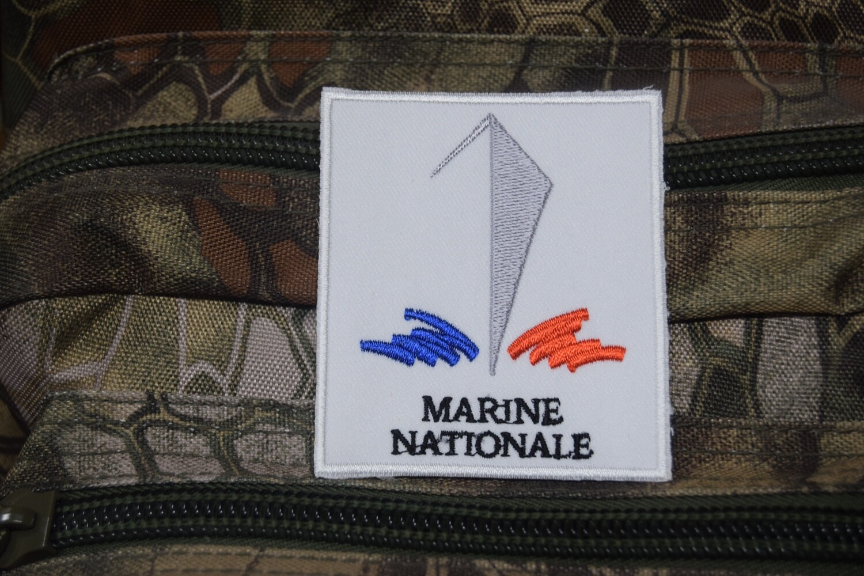 Patch Marine Nationale Française