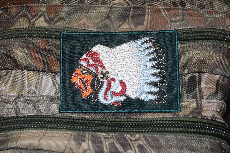 Patch militaire Escadrille La Fayette