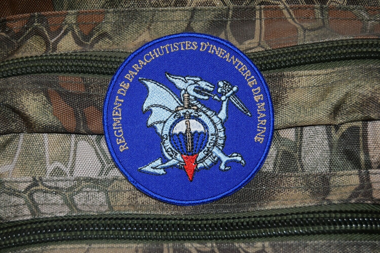 Patch 1er RPIMA Régiment d'Infanterie de Marine