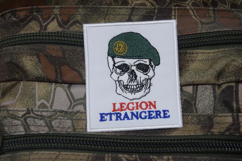 Patch Légion étrangère Béret Vert