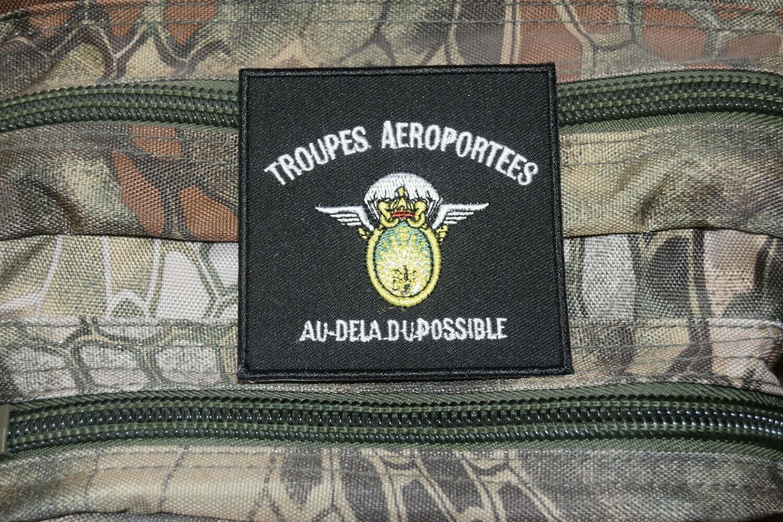 Patch Troupes Aéroportées 13e RDP Régiment Dragon Parachutiste