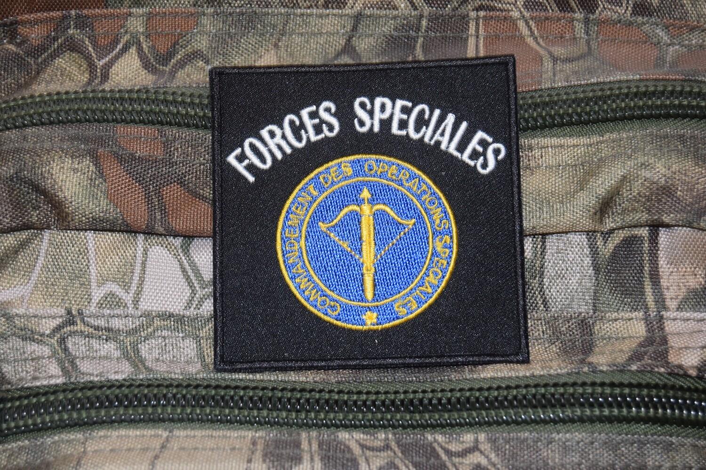 Patch Commandement des Opérations Spéciales COS Forces Spéciales