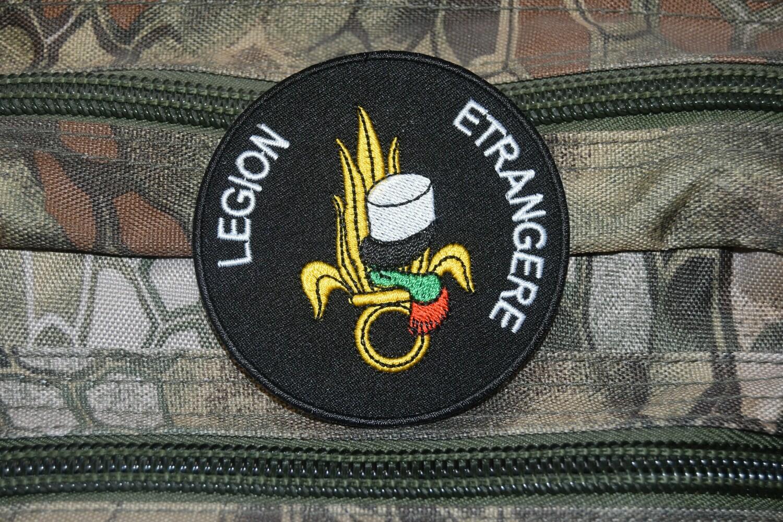 Patch brodé de la Légion étrangère