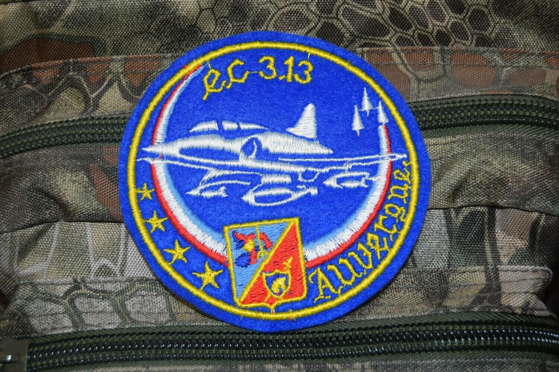 Patch Escadron de Chasse 3/13 Auvergne