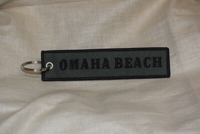 Porte clé Normandie plage du Débarquement OMAHA BEACH