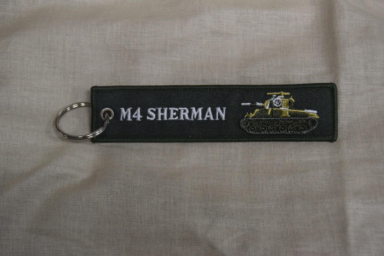 Porte clé Normandie Char M4 SHERMAN