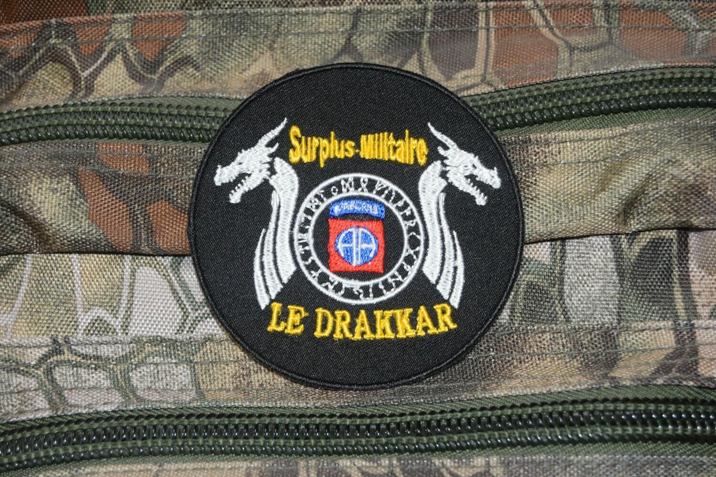 Patch Surplus Militaire LE DRAKKAR à Sainte Mère Église