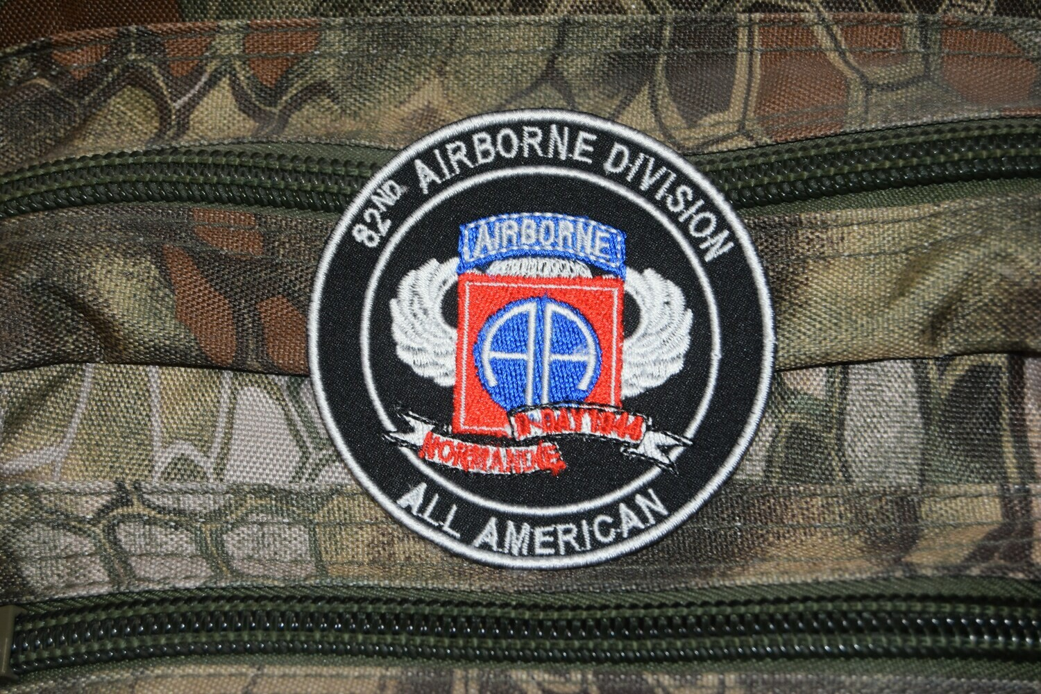 Patch 82e Airborne Division ALL AMERICAN