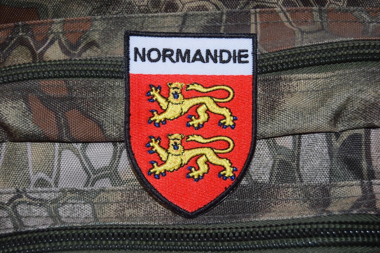 Patch blason Normandie
