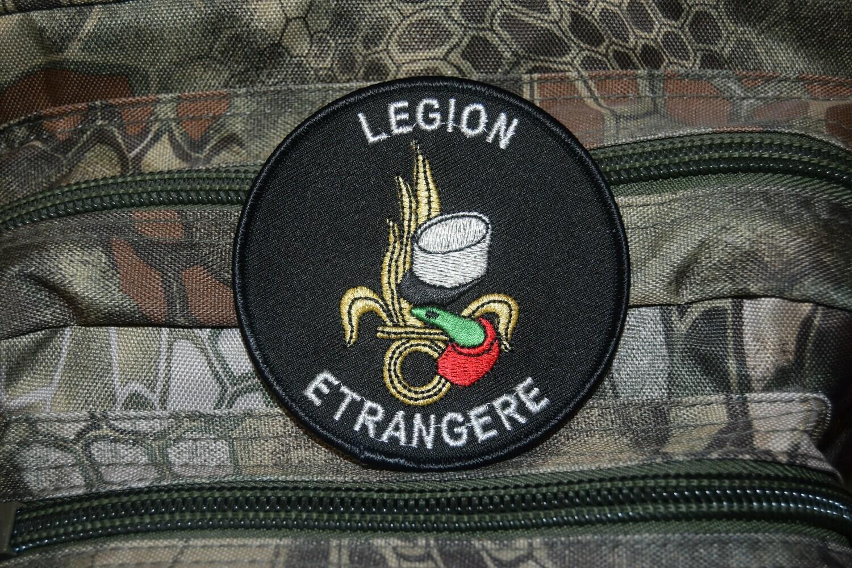 Patch brodé Légion étrangère Française