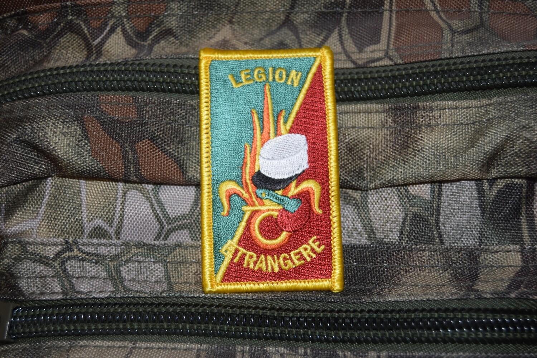 Patch de la Légion étrangère