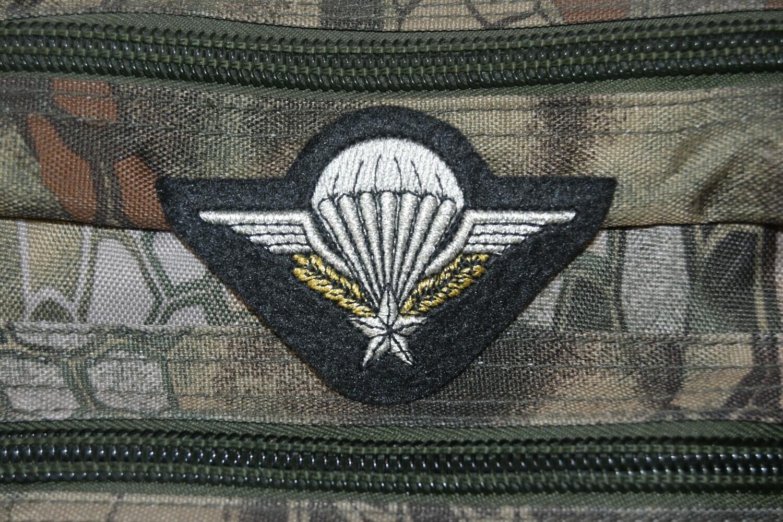 Patch brevet Parachutiste