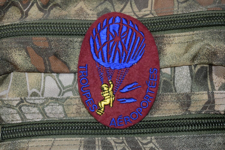 Patch militaire Troupes Aéroportées TAP PARA