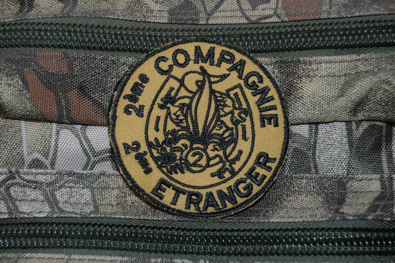 Patch 2e Étranger 2e Compagnie Légion