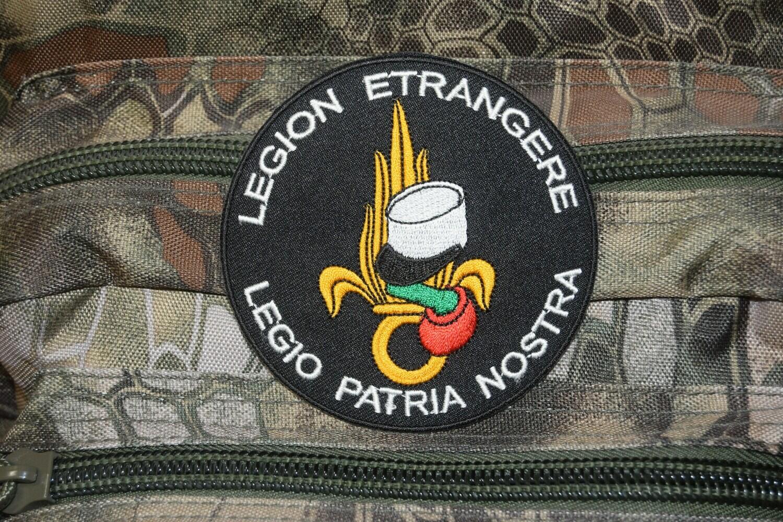 Patch Légion étrangère LEGIO PATRIA NOSTRA
