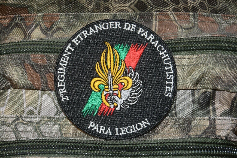 Patch Légion étrangère 2e REP Parachutistes