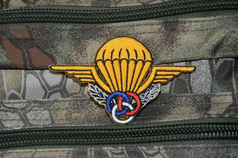 Patch militaire Brevet Parachutiste Français PARA