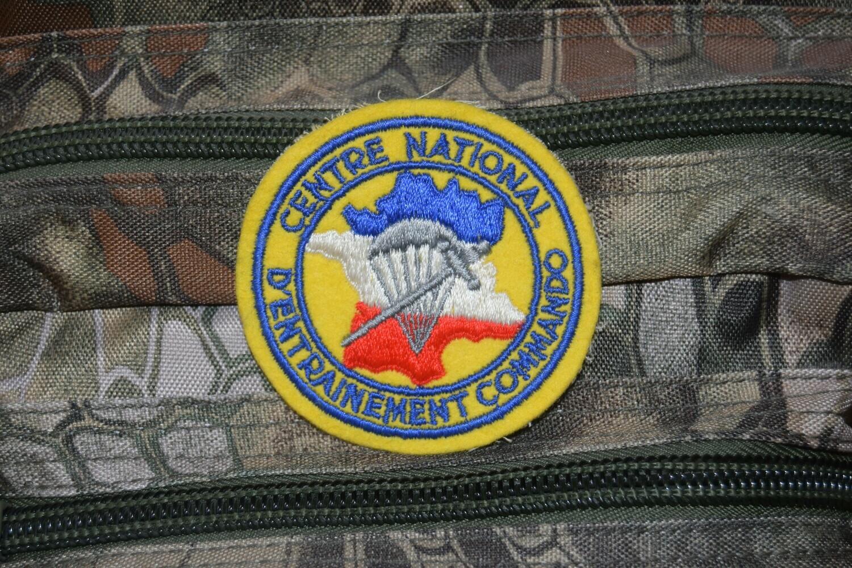 Patch militaire Centre National d'Entraînement Commando CNEC