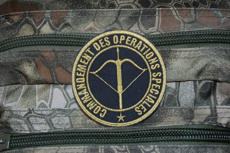 Patch Commandement des Opérations Spéciales COS