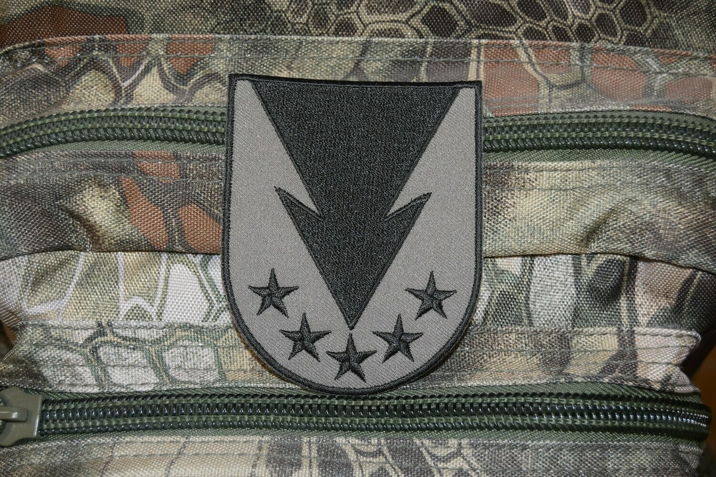 Patch militaire Groupement des Commandos Parachutistes