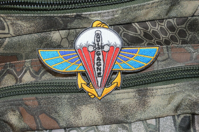 Patch militaire 2e RPIMa Régiment de Parachutistes d'Infanterie de Marine